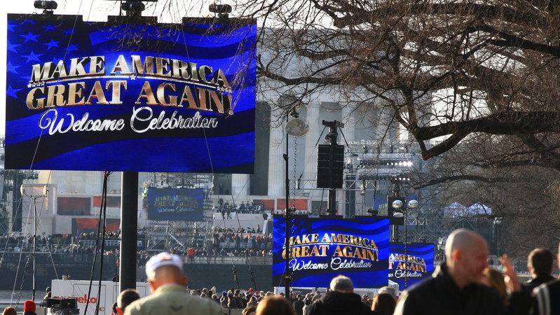 トランプの米国とどう向き合うか? (12)~トランプ大統領就任前夜祭に見る米国の分裂